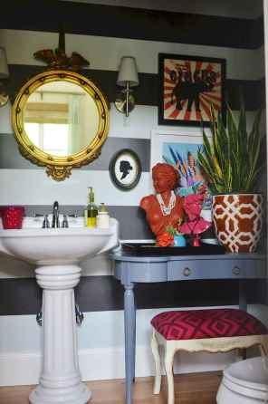 60 beautiful eclectic bathrooms to inspire you (12)