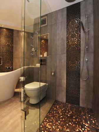 60 beautiful eclectic bathrooms to inspire you (13)