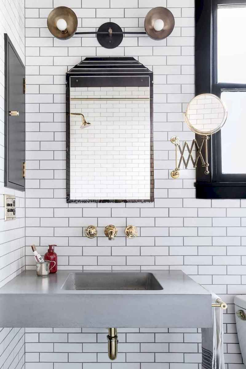 60 beautiful eclectic bathrooms to inspire you (26)