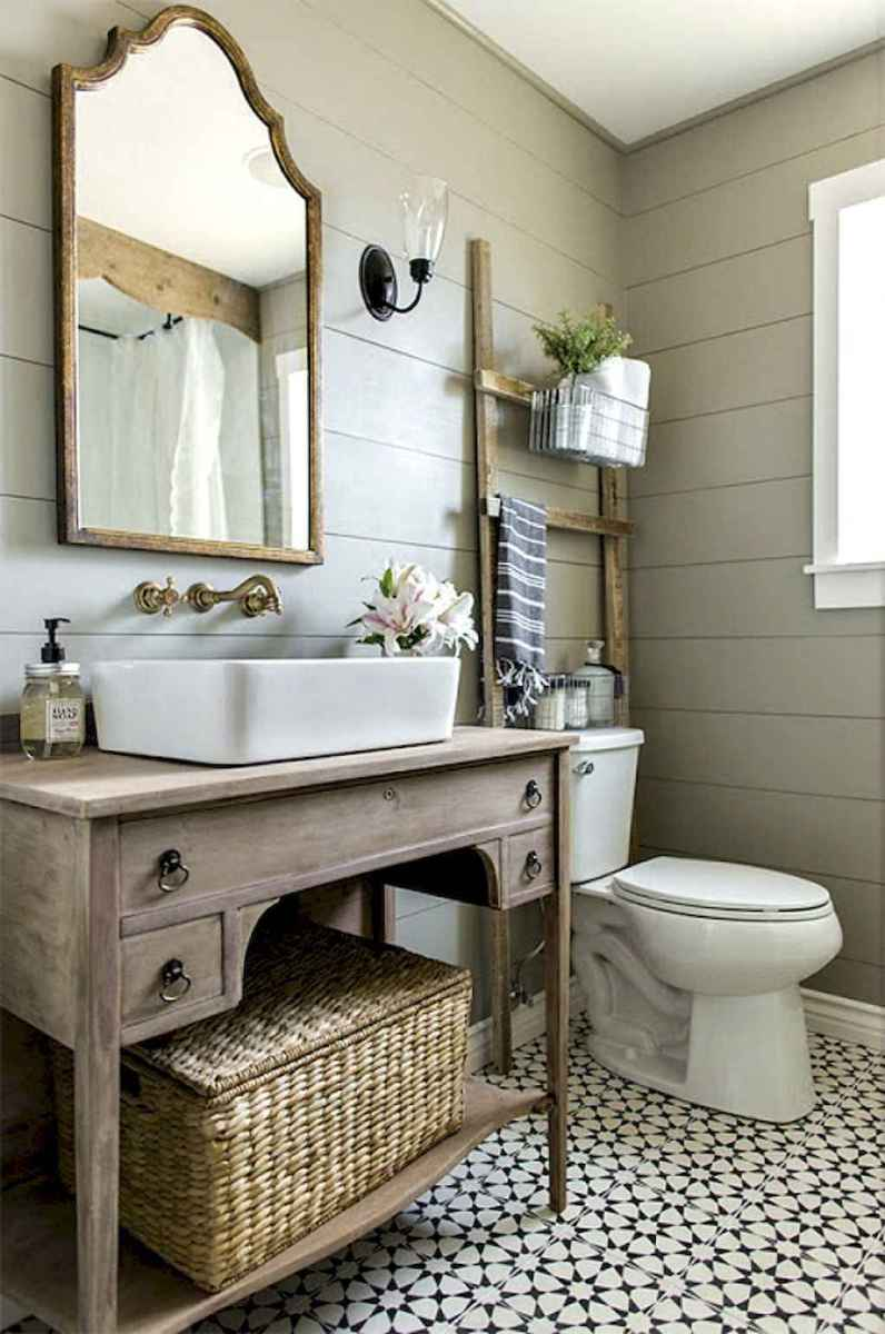 60 beautiful eclectic bathrooms to inspire you (35)