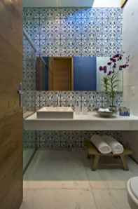 60 beautiful eclectic bathrooms to inspire you (5)