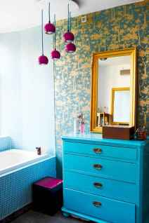 60 beautiful eclectic bathrooms to inspire you (60)
