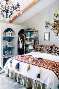 60 beautiful eclectic bedroom (21)