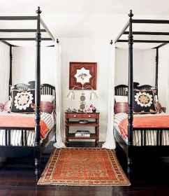 60 beautiful eclectic bedroom (46)