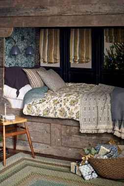 60 beautiful eclectic bedroom (53)