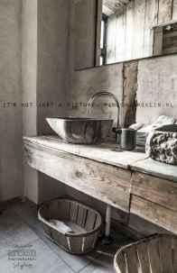 60+ beautiful vintage powder room ideas (20)