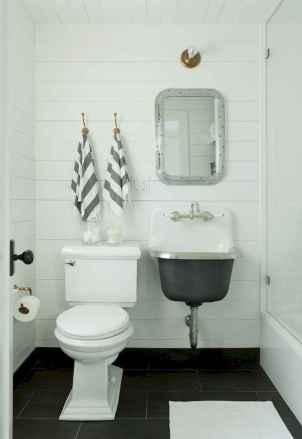 60+ beautiful vintage powder room ideas (28)