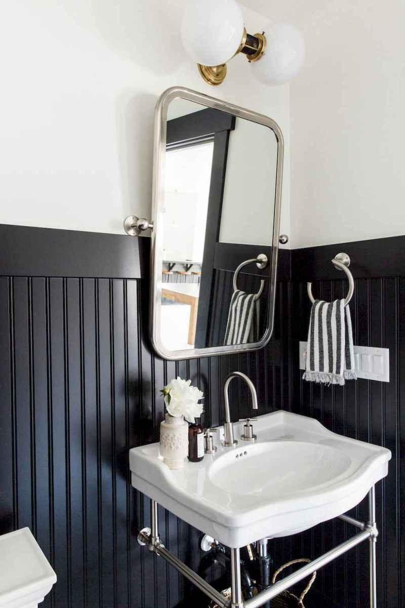 60+ beautiful vintage powder room ideas (51)