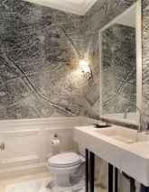 60+ beautiful vintage powder room ideas (57)