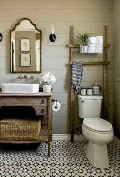 60+ beautiful vintage powder room ideas (59)