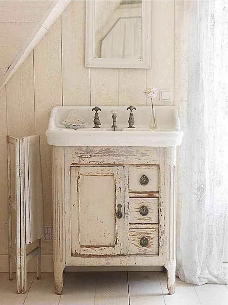 60 cool rustic powder room design ideas (17)