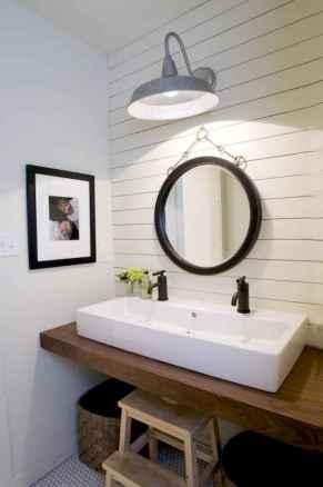 60 cool rustic powder room design ideas (39)
