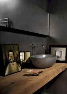60 cool rustic powder room design ideas (47)