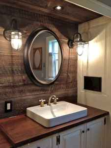 60 cool rustic powder room design ideas (53)