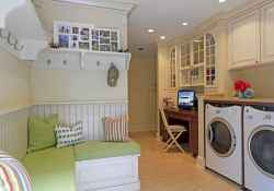 60 creative eclectic laundry room decorating ideas (28)
