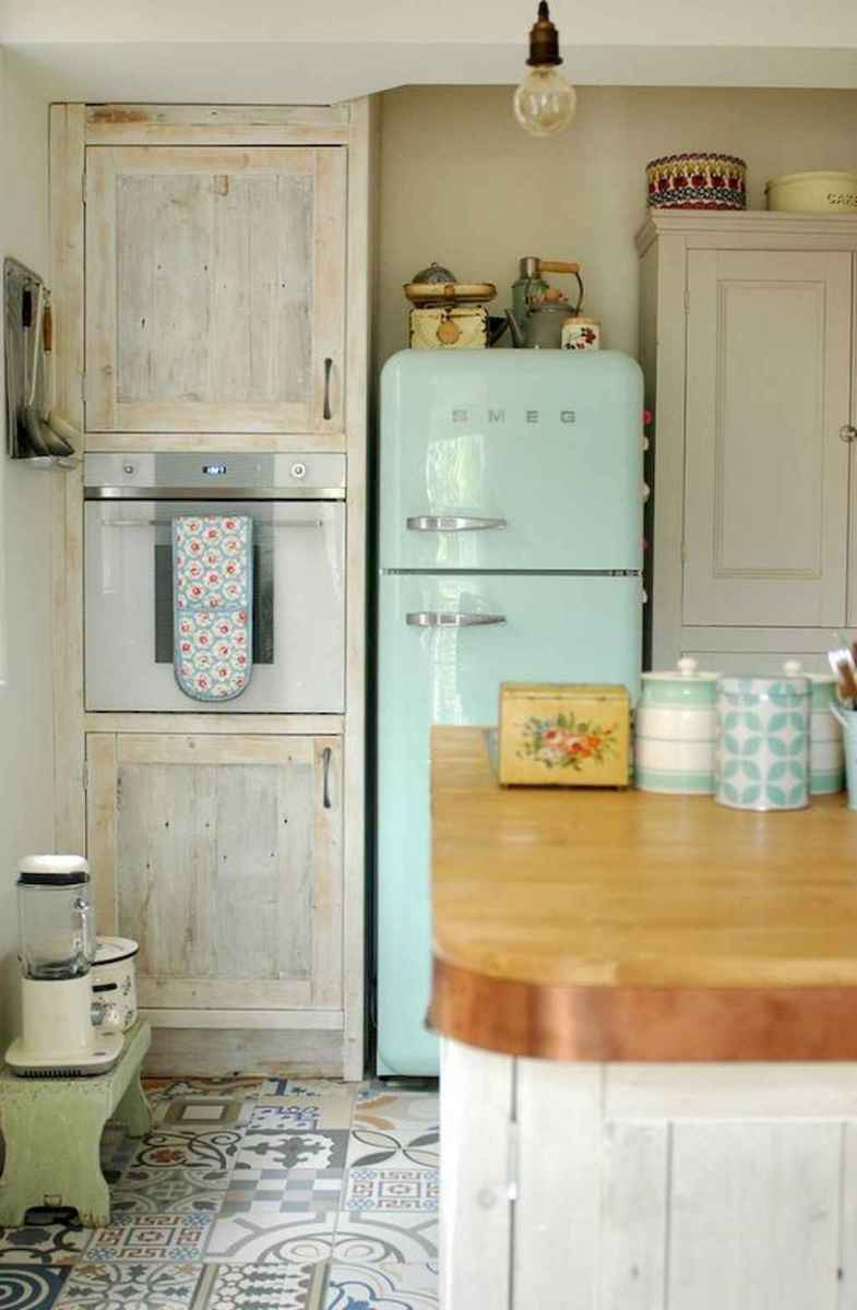 60 great vintage design ideas for your kitchen (22)