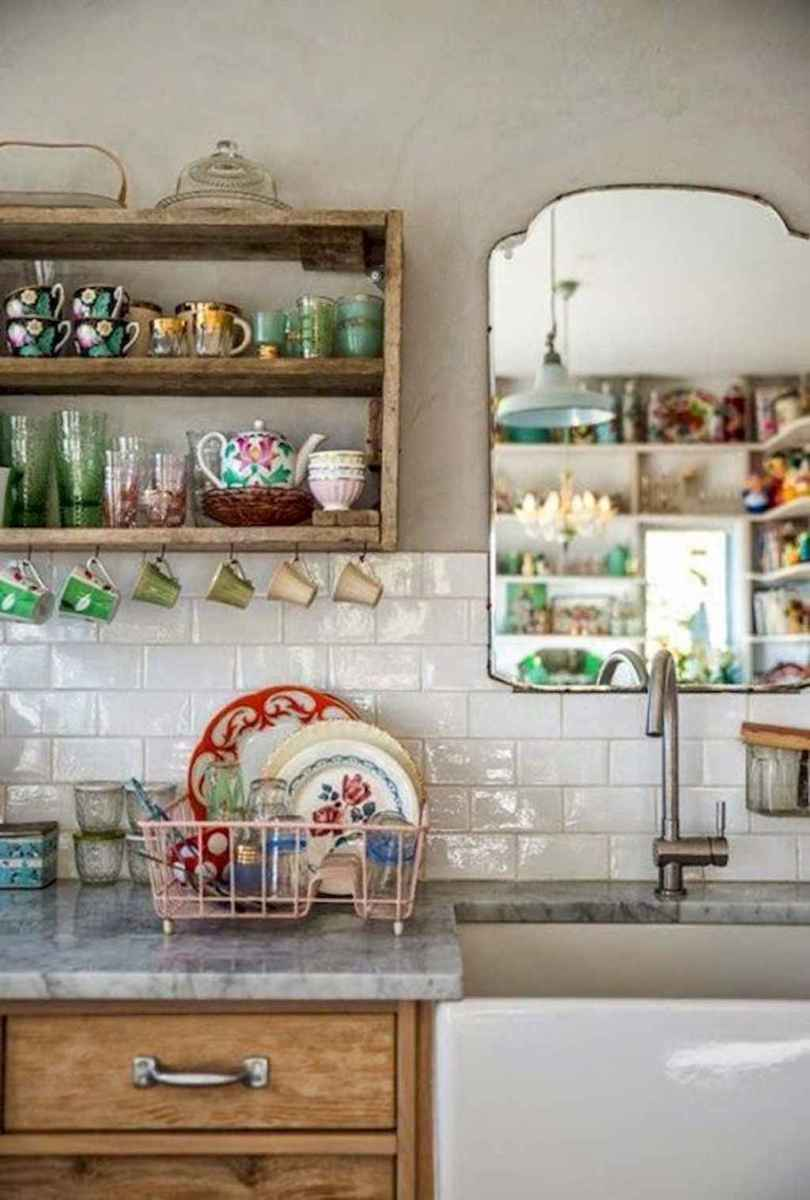 60 great vintage design ideas for your kitchen (3)