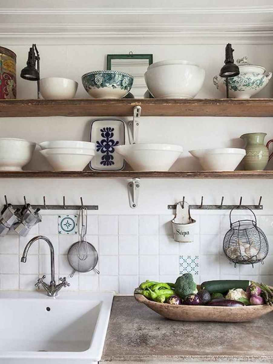60 great vintage design ideas for your kitchen (32)