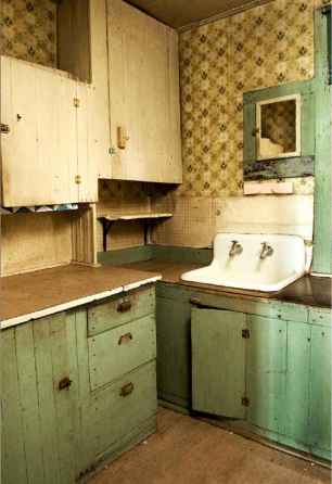 60 great vintage design ideas for your kitchen (43)