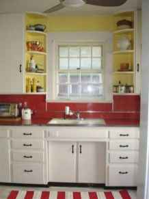 60 great vintage design ideas for your kitchen (49)