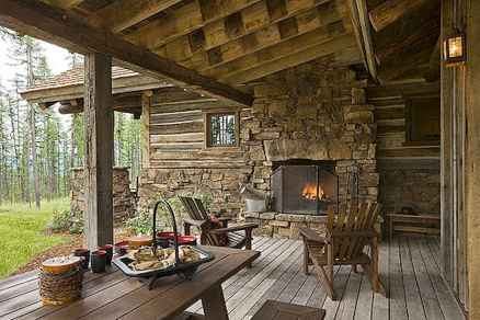 60 ideas about rustic fireplace (12)