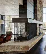 60 ideas about rustic fireplace (18)