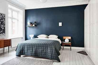 60 popular scandinavian bedroom decorating ideas (47)