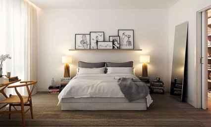 60 popular scandinavian bedroom decorating ideas (59)