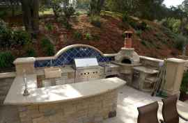 60 smart ideas for outdoor kitchens (1)