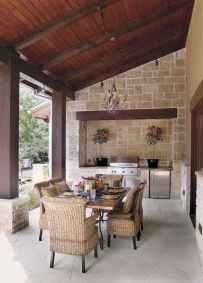 60 smart ideas for outdoor kitchens (52)