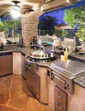 60 smart ideas for outdoor kitchens (57)