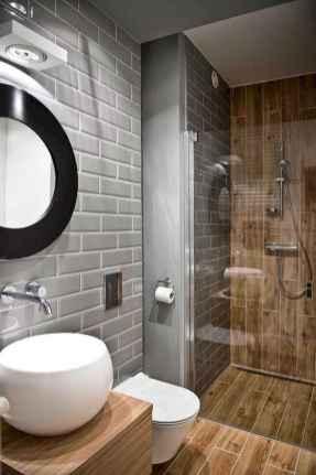 60 stunning scandinavian bathroom decor & design ideas to inspire you (40)