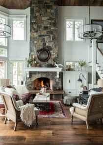 60 vintage fireplace ideas (33)