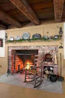 60 vintage fireplace ideas (39)