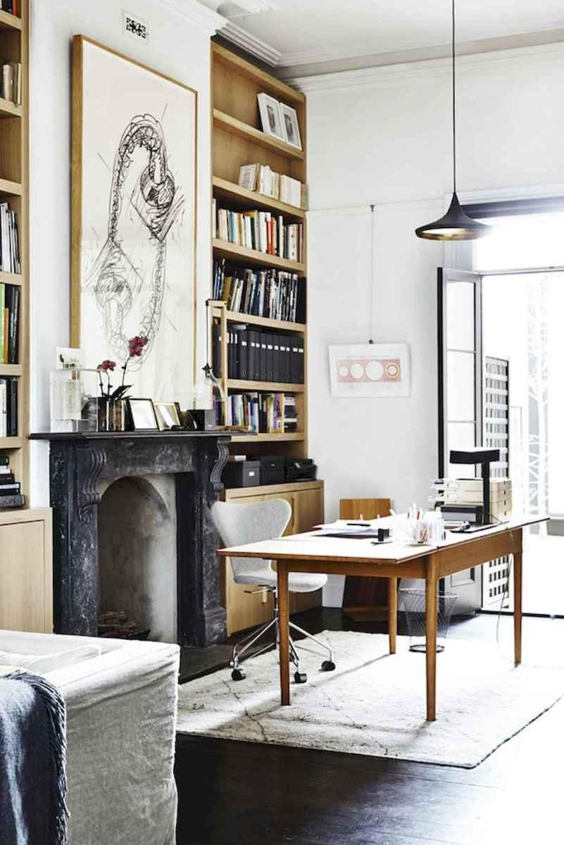 70 home office scandinavian design ideas (15)