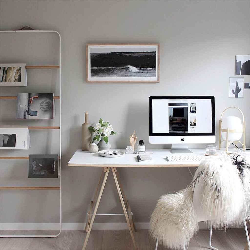 70 home office scandinavian design ideas (35)