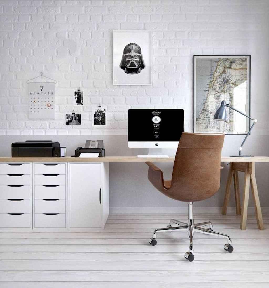 70 home office scandinavian design ideas (63)