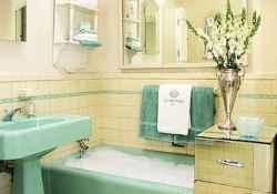 70+ stunning vintage bathroom decor & design ideas to inspire you (59)