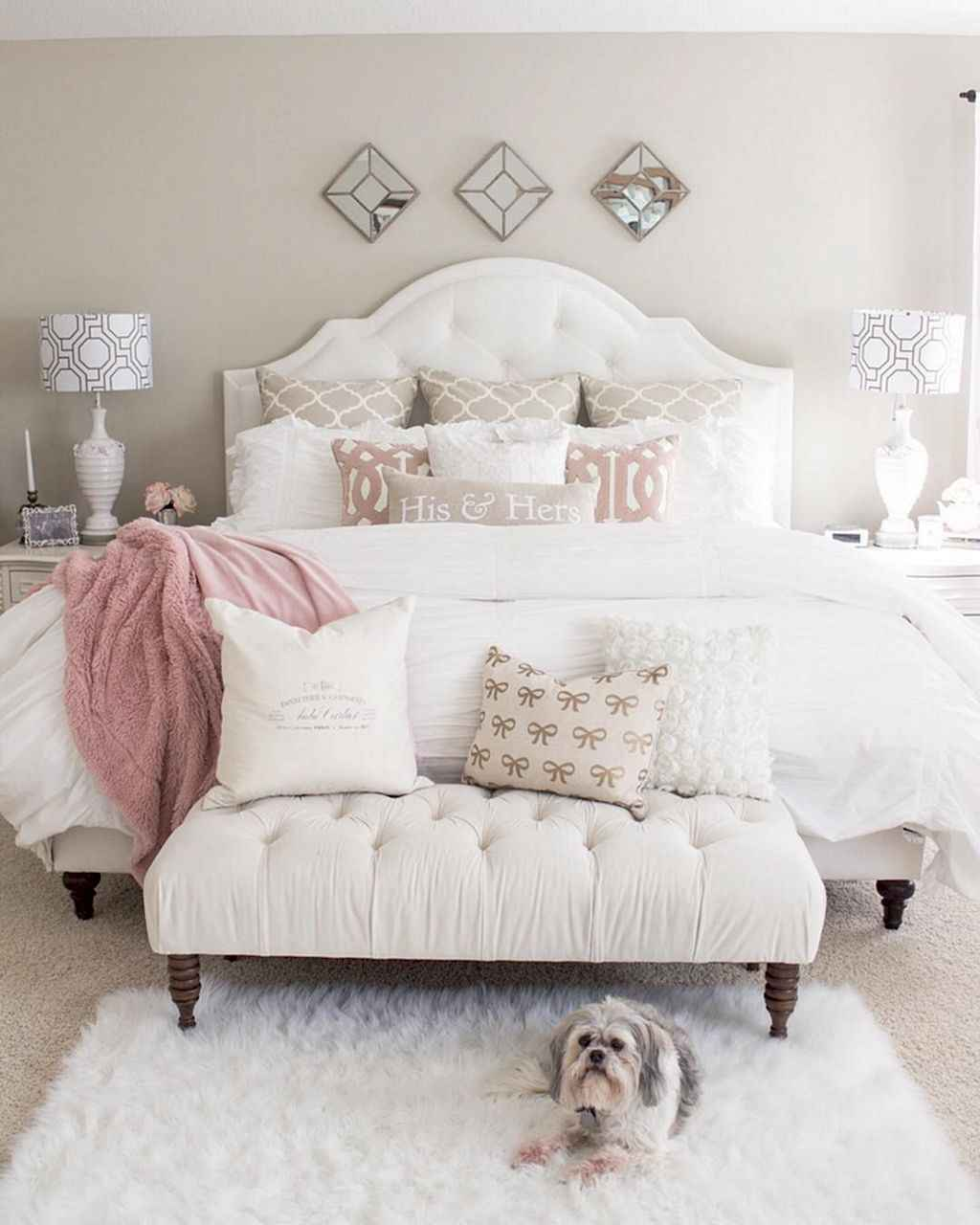 Awesome bedroom decoration ideas (59)