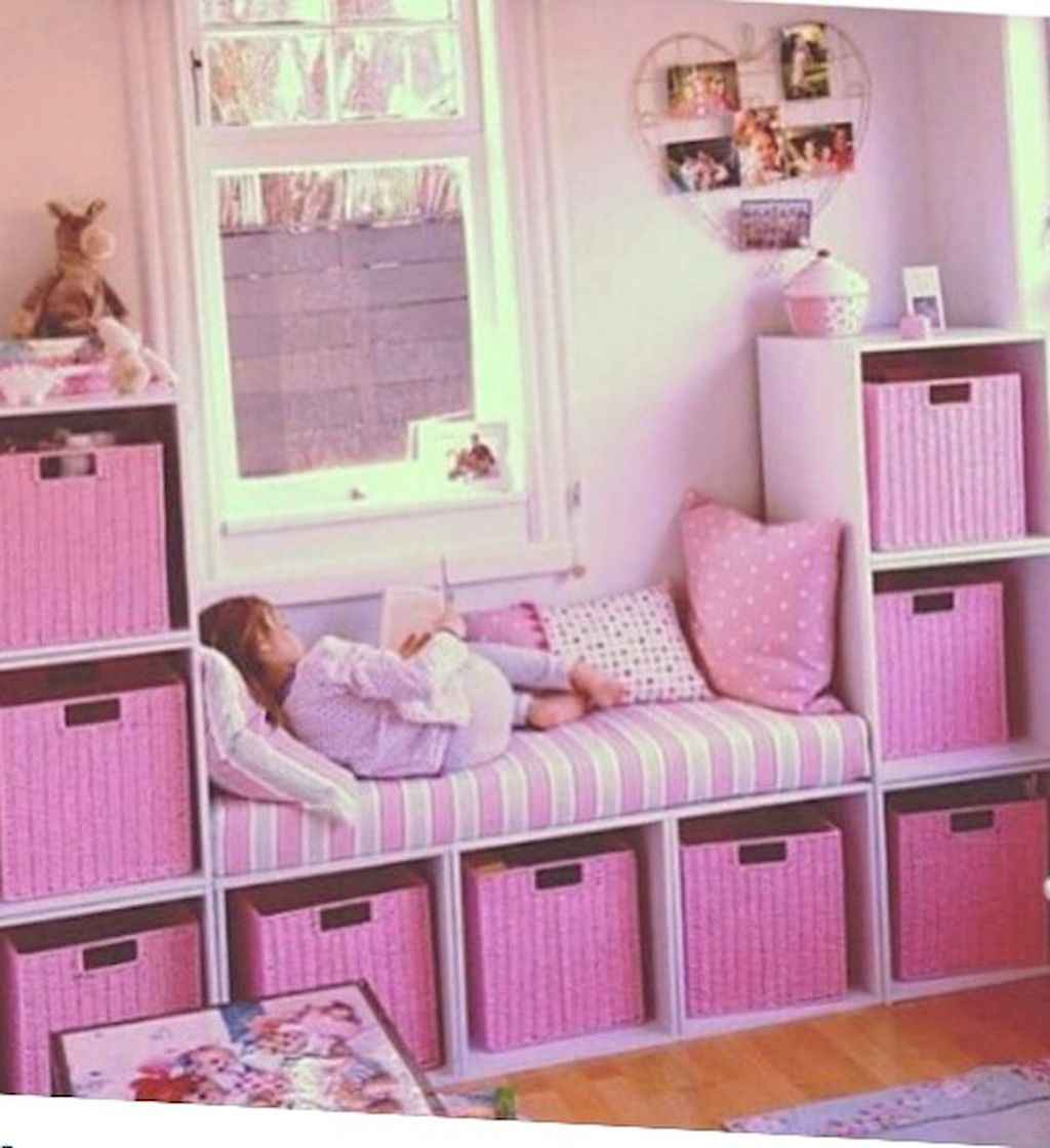 Beautiful decor bedroom for girls (24)