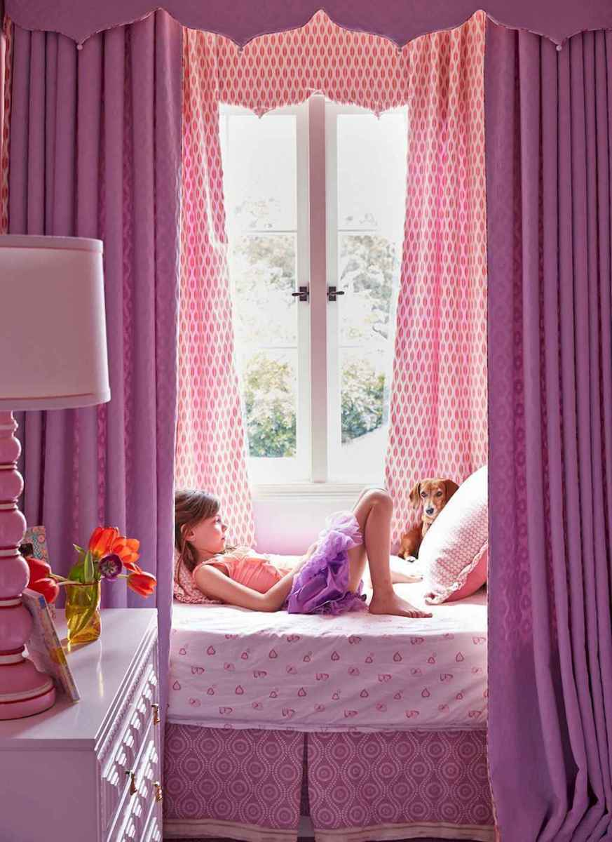 Beautiful decor bedroom for girls (29)