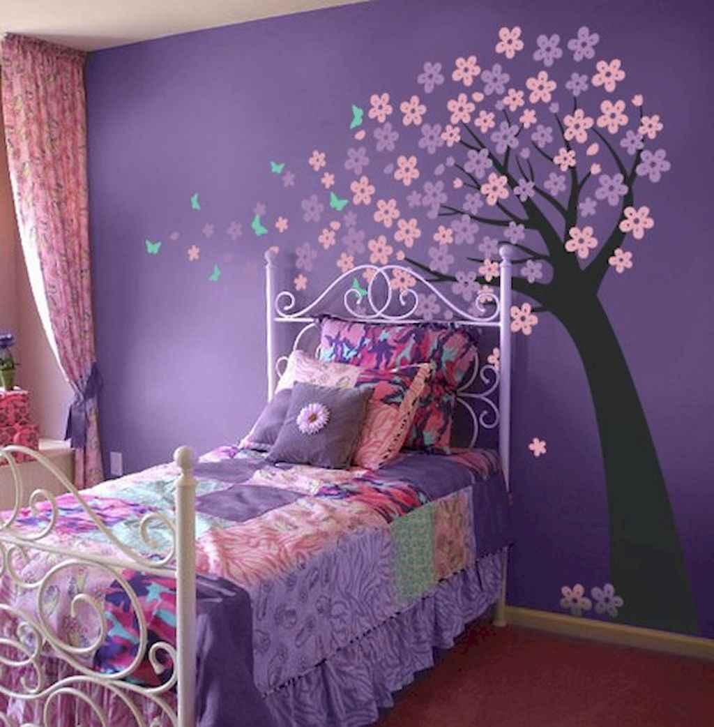 Beautiful decor bedroom for girls (46)