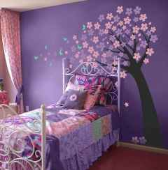 Beautiful decor bedroom for girls (46)