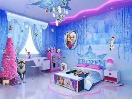 Beautiful decor bedroom for girls (52)