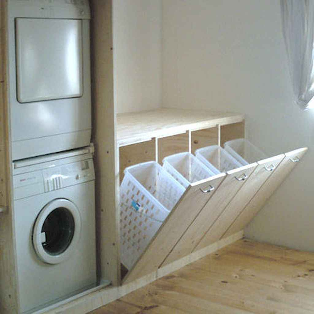 Beautiful and simple laundry room ideas (18)