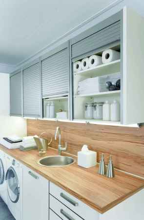 Beautiful and simple laundry room ideas (25)