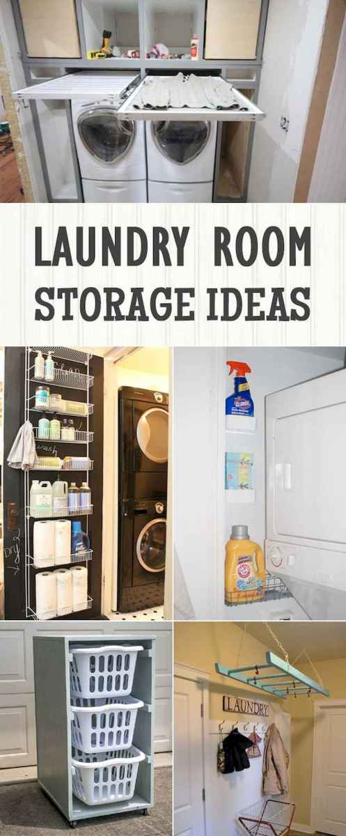 Beautiful and simple laundry room ideas (49)