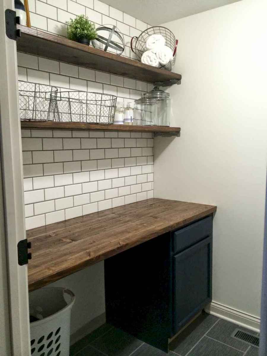 Beautiful and simple laundry room ideas (5)