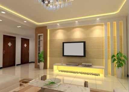 60 Bedroom TV Wall Ideas - LivingMarch.com