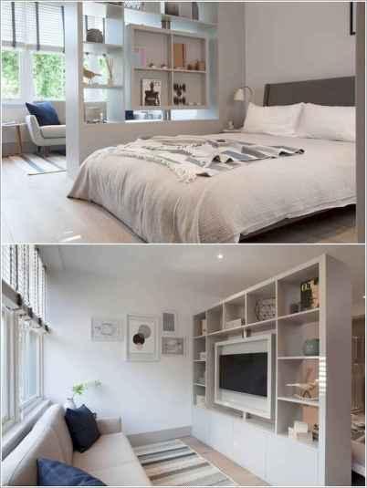 Bedroom tv wall ideas (39)